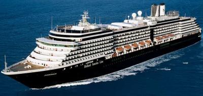 Zuiderdam Cruise