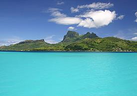 cruceros a Tahití y la Polinesia Francesa